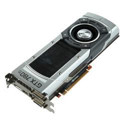 Видеокарта ASUS GeForce GTX 780 Ti 876Mhz PCI-E 3.0 3072Mb 7000Mhz 384 bit 2xDVI HDMI HDCP