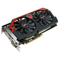 Видеокарта MSI Radeon R9 270X 1030Mhz PCI-E 3.0 4096Mb 5600Mhz 256 bit 2xDVI HDMI HDCP