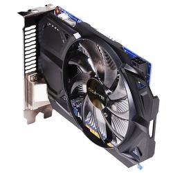 Видеокарта GIGABYTE GeForce GTX 750 Ti 1020Mhz PCI-E 3.0 2048Mb 5400Mhz 128 bit 2xDVI 2xHDMI HDCP