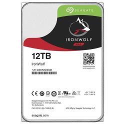 Жесткий диск Seagate IronWolf 12 TB ST12000VN0008