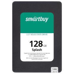Твердотельный накопитель SmartBuy 128 GB Splash (2019) 128 GB (SBSSD-128GT-MX902-25S3)