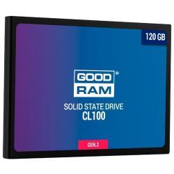 Твердотельный накопитель GoodRAM 120 GB SSDPR-CL100-120-G2