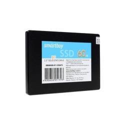 Твердотельный накопитель SmartBuy 60 GB S11 60 GB (SB060GB-S11-25SAT3)