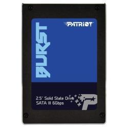 Твердотельный накопитель Patriot Memory 240 GB (PBU240GS25SSDR)