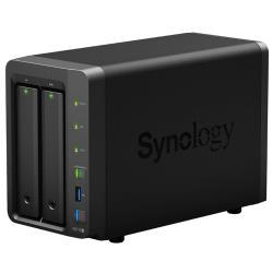 Сетевой накопитель (NAS) Synology DS718+