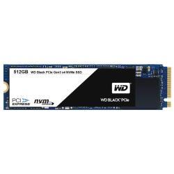 Твердотельный накопитель Western Digital WD Black NVMe 512 GB WDS512G1X0C