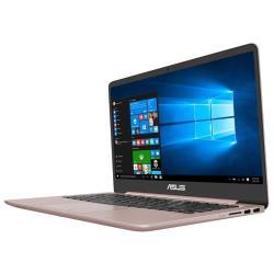 "Ноутбук ASUS ZenBook UX410UF-GV179T (Intel Core i5 8250U 1600MHz / 14"" / 1920x1080 / 8GB / 256GB SSD / DVD нет / NVIDIA GeForce MX130 2GB / Wi-Fi / Bluetooth / Windows 10 Home)"