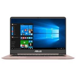 "Ноутбук ASUS ZenBook UX410 (Intel Core i7 8550U 1800MHz / 14"" / 1920x1080 / 16GB / 256GB SSD / 1000GB HDD / DVD нет / NVIDIA GeForce MX130 2GB / Wi-Fi / Bluetooth / Windows 10 Home)"