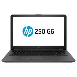 """Ноутбук HP 250 G6 (3QM27EA) (Intel Core i3 7020U 2300 MHz / 15.6"""" / 1366x768 / 4Gb / 500Gb HDD / DVD-RW / AMD Radeon 520 / Wi-Fi / Bluetooth / DOS)"""
