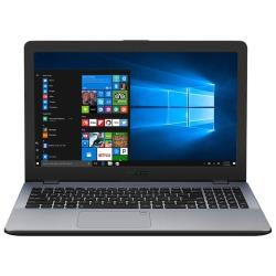 "Ноутбук ASUS VivoBook 15 X542UF-DM264T (Intel Core i3 8130U 2200MHz / 15.6"" / 1920x1080 / 4GB / 500GB HDD / DVD нет / NVIDIA GeForce MX130 2GB / Wi-Fi / Bluetooth / Windows 10 Home)"