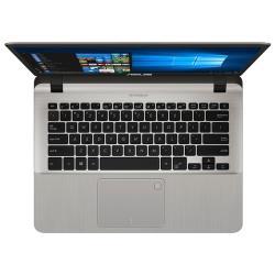 "Ноутбук ASUS X407UA (Intel Core i3 7100U 2400 MHz / 14"" / 1920x1080 / 8GB / 256GB SSD / DVD нет / Intel HD Graphics 620 / Wi-Fi / Bluetooth / Windows 10 Home)"