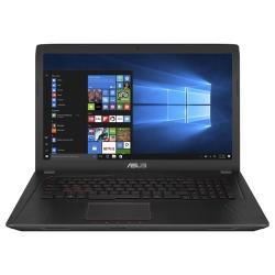 "Ноутбук ASUS FX753VD (Intel Core i7 7700HQ 2800MHz / 17.3"" / 1920x1080 / 8GB / 256GB SSD / 1000GB HDD / DVD нет / NVIDIA GeForce GTX 1050 2GB / Wi-Fi / Bluetooth / Windows 10 Home)"