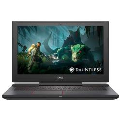 "Ноутбук DELL G5 15 5587 (Intel Core i7 8750H 2200MHz / 15.6"" / 1920x1080 / 16GB / 128GB SSD / 1000GB HDD / DVD нет / NVIDIA GeForce GTX 1060 6GB / Wi-Fi / Bluetooth / Linux)"