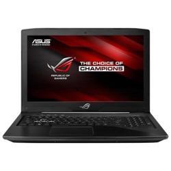 "Ноутбук ASUS ROG GL503 (Intel Core i7 7700HQ 2800MHz / 15.6"" / 1920x1080 / 8GB / 256GB SSD / 1000GB HDD / DVD нет / NVIDIA GeForce GTX 1050 2GB / Wi-Fi / Bluetooth / Windows 10 Home)"