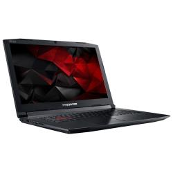 "Ноутбук Acer Predator Helios 300 (PH317-52-5788) (Intel Core i5 8300H 2300 MHz / 17.3"" / 1920x1080 / 8GB / 1000GB HDD / DVD нет / NVIDIA GeForce GTX 1050 Ti / Wi-Fi / Bluetooth / Windows 10 Home)"