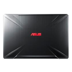 "Ноутбук ASUS TUF Gaming FX504 (Intel Core i7 8750H 2200MHz/15.6""/1920x1080/16GB/128GB SSD/1000GB HDD/DVD нет/NVIDIA GeForce GTX 1060 6GB/Wi-Fi/Bluetooth/Без ОС)"