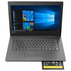 "Ноутбук Lenovo V330 14IKB (Intel Core i3 8130U 2200MHz/14""/1920x1080/4GB/1000GB HDD/DVD нет/Intel UHD Graphics 620/Wi-Fi/Bluetooth/Windows 10 Pro)"