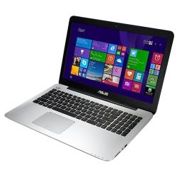 "Ноутбук ASUS X555BA (AMD A6 9210 2400 MHz / 15.6"" / 1366x768 / 8Gb / 1000Gb HDD / DVD-RW / AMD Radeon R4 / Wi-Fi / Bluetooth / Win 10 Home)"