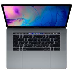 "Ноутбук Apple MacBook Pro 15 Mid 2019 (Intel Core i7 2600MHz / 15.4"" / 2880x1800 / 16GB / 256GB SSD / DVD нет / AMD Radeon Pro 555X 4GB / Wi-Fi / Bluetooth / macOS)"