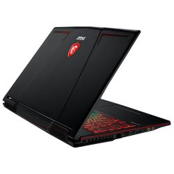 "Ноутбук MSI GP63 Leopard 8RE-844XRU (Intel Core i7 8750H 2200MHz / 15.6"" / 1920x1080 / 8GB / 128GB SSD / 1000GB HDD / DVD нет / NVIDIA GeForce GTX 1060 6GB / Wi-Fi / Bluetooth / Без ОС)"