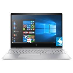 "Ноутбук HP Envy 15-bp105ur x360 (Intel Core i7 8550U 1800 MHz / 15.6"" / 1920x1080 / 8Gb / 1128Gb HDD+SSD / DVD нет / NVIDIA GeForce MX150 / Wi-Fi / Bluetooth / Windows"