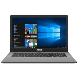 "Ноутбук ASUS VivoBook Pro 17 N705UD-GC072T (Intel Core i7 8550U 1800MHz/17.3""/1920x1080/8GB/1000GB HDD/DVD нет/NVIDIA GeForce GTX 1050 2GB/Wi-Fi/Bluetooth/Windows 10 Home)"