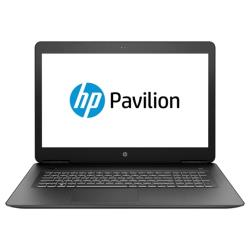 "Ноутбук HP PAVILION 17-ab324ur (Intel Core i7 7700HQ 2800 MHz / 17.3"" / 1920x1080 / 8Gb / 1128Gb HDD+SSD / DVD-RW / NVIDIA GeForce GTX 1050 Ti / Wi-Fi / Bluetooth / DOS)"