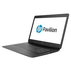 "Ноутбук HP PAVILION 17-ab324ur (Intel Core i7 7700HQ 2800 MHz / 17.3"" / 1920x1080 / 8Gb / 1128Gb HDD+SSD / DVD-RW / NVIDIA GeForce GTX 1050 Ti / Wi-Fi / Bluetooth / DOS"