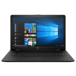 "Ноутбук HP 17-bs011ur (Intel Pentium N3710 1600 MHz/17.3""/1600x900/4Gb/500Gb HDD/DVD-RW/AMD Radeon 520/Wi-Fi/Bluetooth/Windows 10 Home)"