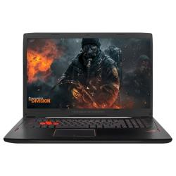 "Ноутбук ASUS ROG GL702VM (Intel Core i7 7700HQ 2800MHz / 17.3"" / 1920x1080 / 12GB / 128GB SSD / 1000GB HDD / DVD нет / NVIDIA GeForce GTX 1060 6GB / Wi-Fi / Bluetooth / Windows 10 Home)"