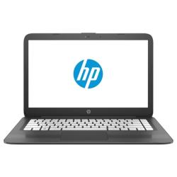 "Ноутбук HP Stream 14-ax014ur (Intel Celeron N3060 1600 MHz / 14"" / 1366x768 / 2Gb / 32Gb eMMC / DVD нет / Intel HD Graphics 400 / Wi-Fi / Bluetooth / Windows 10 Home)"