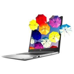 """Ноутбук DELL INSPIRON 5770 (Intel Core i7 8550U 1800 MHz / 17.3"""" / 1920x1080 / 8Gb / 1000Gb HDD / DVD-RW / AMD Radeon 530 / Wi-Fi / Bluetooth / Linux)"""