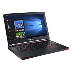 "Ноутбук Acer Predator 17 (G5-793-55VU) (Intel Core i5 7300HQ 2500 MHz / 17.3"" / 1920x1080 / 16Gb / 1000Gb HDD / DVD нет / NVIDIA GeForce GTX 1060 / Wi-Fi / Bluetooth /"