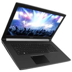 "Ноутбук Acer ASPIRE 7 (A717-71G-72SV) (Intel Core i7 7700HQ 2800 MHz/17.3""/1920x1080/16Gb/1128Gb HDD+SSD/DVD нет/NVIDIA GeForce GTX 1060/Wi-Fi/Bluetoo"