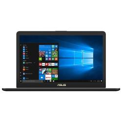 "Ноутбук ASUS VivoBook Pro 17 N705 (Intel Core i5 8250U 1600MHz / 17.3"" / 1920x1080 / 8GB / 2128GB HDD+SSD / DVD нет / NVIDIA GeForce MX150 2GB / Wi-Fi / Bluetooth / Windows 10 Home)"