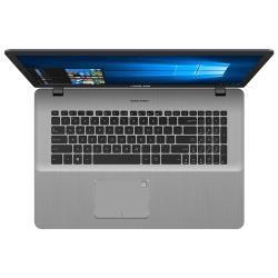 "Ноутбук ASUS VivoBook Pro 17 N705 (Intel Core i7 8550U 1800MHz / 17.3"" / 1920x1080 / 12GB / 2128GB HDD+SSD / DVD нет / NVIDIA GeForce MX150 2GB / Wi-Fi / Bluetooth / Windows 10 Home)"