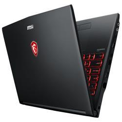 "Ноутбук MSI GL62MVR 7RFX (Intel Core i7 7700HQ 2800 MHz / 15.6"" / 1920x1080 / 8Gb / 1000Gb HDD / DVD нет / NVIDIA GeForce GTX 1060 / Wi-Fi / Bluetooth / DOS)"