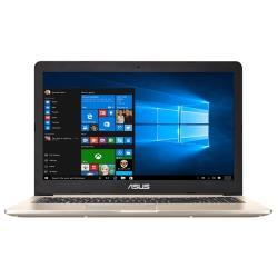 "Ноутбук ASUS VivoBook Pro 15 N580 (Intel Core i7 7700HQ 2800MHz / 15.6"" / 3840x2160 / 8GB / 256GB SSD / 1000GB HDD / DVD нет / NVIDIA GeForce GTX 1050 4GB / Wi-Fi / Bluetooth / Windows 10 Home)"