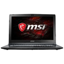 "Ноутбук MSI GL62M 7RDX (Intel Core i5 7300HQ 2500 MHz/15.6""/1920x1080/8Gb/1000Gb HDD/DVD нет/NVIDIA GeForce GTX 1050/Wi-Fi/Bluetooth/DOS)"