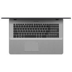 "Ноутбук ASUS VivoBook Pro 17 N705 (Intel Core i7 8550U 1800MHz / 17.3"" / 1920x1080 / 16GB / 1000GB HDD / DVD нет / NVIDIA GeForce GTX 1050 2GB / Wi-Fi / Bluetooth / Endless OS)"