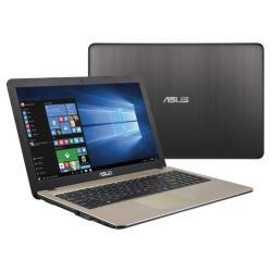 "Ноутбук ASUS VivoBook X540YA-XO534D (AMD E1 6010 1350MHz / 15.6"" / 1366x768 / 2GB / 500GB HDD / AMD Radeon R2 / DOS)"