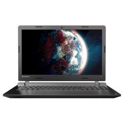 "Ноутбук Lenovo IdeaPad 100 15 (Intel Core i3 5005U 2000MHz / 15.6"" / 1366x768 / 4GB / 500GB HDD / DVD-RW / Intel HD Graphics 5500 / Wi-Fi / Bluetooth / Windows 10 Home)"