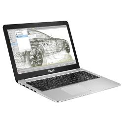 "Ноутбук ASUS K501UX (Intel Core i7 6500U 2500 MHz / 15.6"" / 1366x768 / 8.0Gb / 1000Gb / DVD нет / NVIDIA GeForce GTX 950M / Wi-Fi / Bluetooth / Win 10 Home)"