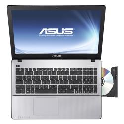 "Ноутбук ASUS X550CC (Core i3 3217U 1800 Mhz / 15.6"" / 1366x768 / 4096Mb / 750Gb / DVD-RW / NVIDIA GeForce GT 720M / Wi-Fi / Bluetooth / DOS)"