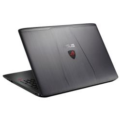 "Ноутбук ASUS ROG GL552VW (Intel Core i7 6700HQ 2600MHz / 15.6"" / 1920x1080 / 24GB / 2256GB HDD+SSD / DVD-RW / NVIDIA GeForce GTX 960M 4GB / Wi-Fi / Bluetooth / Windows 10 Home)"