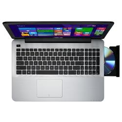 "Ноутбук ASUS X555LN (Core i7 4510U 2000 Mhz / 15.6"" / 1366x768 / 8.0Gb / 1000Gb / DVD-RW / NVIDIA GeForce 840M / Wi-Fi / Bluetooth / DOS)"