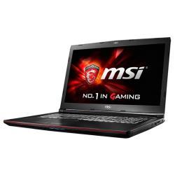 "Ноутбук MSI GP72 6QF Leopard Pro (Intel Core i5 6300HQ 2300 MHz / 17.3"" / 1920x1080 / 8Gb / 1000Gb / DVD-RW / NVIDIA GeForce GTX 960M / Wi-Fi / Bluetooth / DOS)"