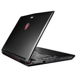 "Ноутбук MSI GP62 6QF Leopard Pro (Intel Core i7 6700HQ 2600 MHz / 15.6"" / 1920x1080 / 8Gb / 1000Gb / DVD-RW / NVIDIA GeForce GTX 960M / Wi-Fi / Bluetooth / Win 10 Home)"