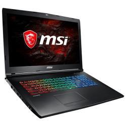 "Ноутбук MSI GP72M 7REX Leopard Pro (Intel Core i7 7700HQ 2800 MHz / 17.3"" / 1920x1080 / 16Gb / 1000Gb HDD / DVD нет / NVIDIA GeForce GTX 1050 Ti / Wi-Fi / Bluetooth / Windows 10 Home)"