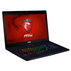 "Ноутбук MSI GS70 2QE Stealth Pro (Core i7 4720HQ 2600 Mhz / 17.3"" / 1920x1080 / 8.0Gb / 1128Gb HDD+SSD / DVD нет / NVIDIA GeForce GTX 970M / Wi-Fi / Bluetooth / Win 8 64)"